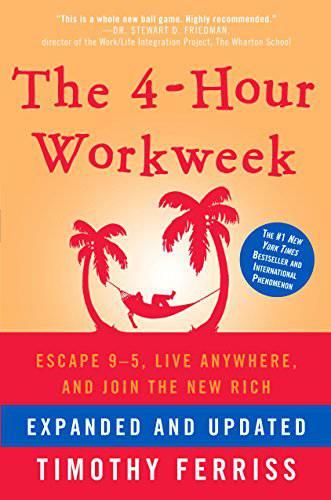 《The 4-Hour Workweek》4小时工作周英文原版