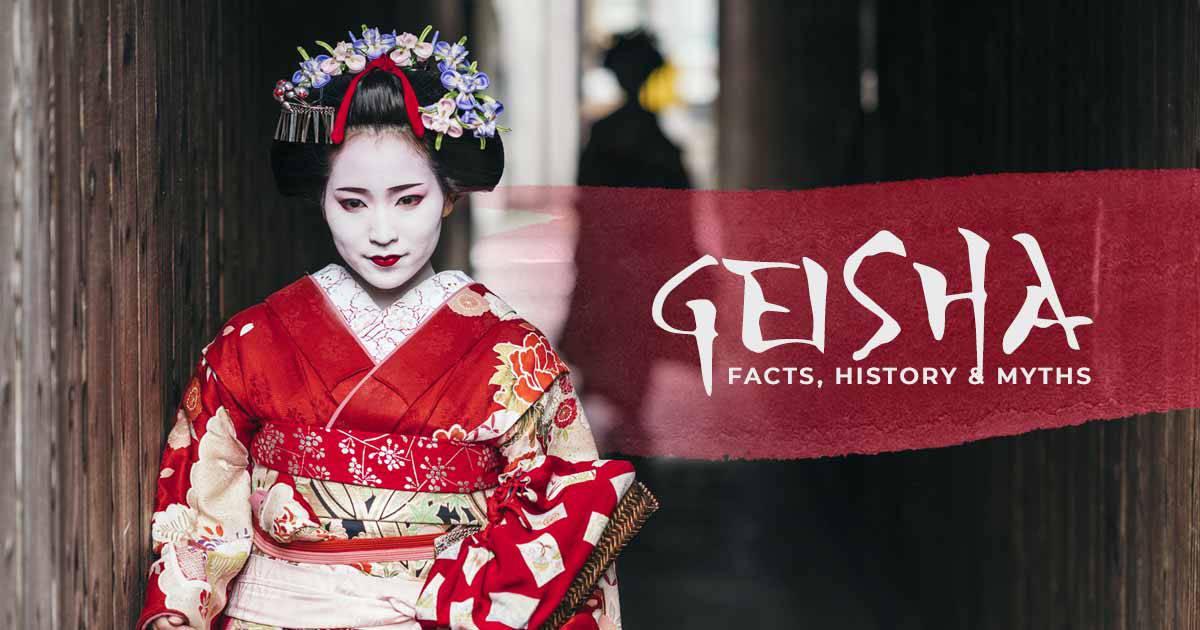 日本艺妓:了解事实,历史和神话