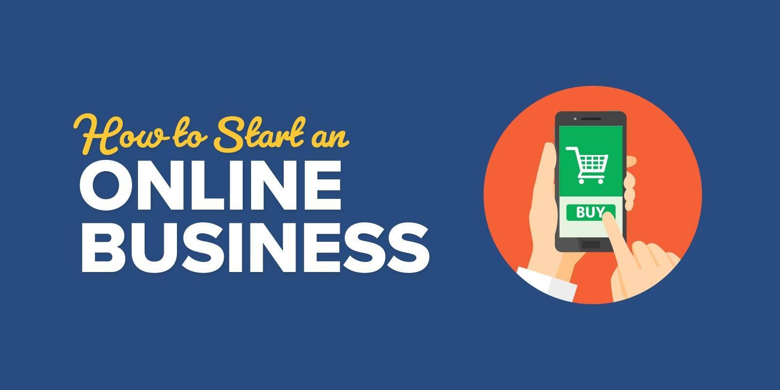 如何开始在线业务-被动收入