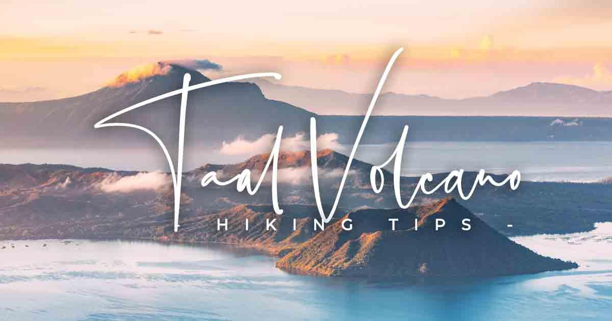 大雅台(Tayatay)到塔尔火山(Taal Volcano)的远足:提示,指南和操作
