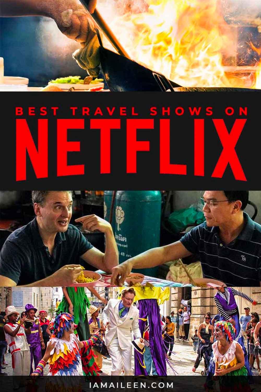 Netflix上10个最佳旅行节目