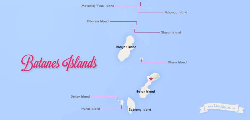 巴坦群岛的路线:所有岛屿旅行指南