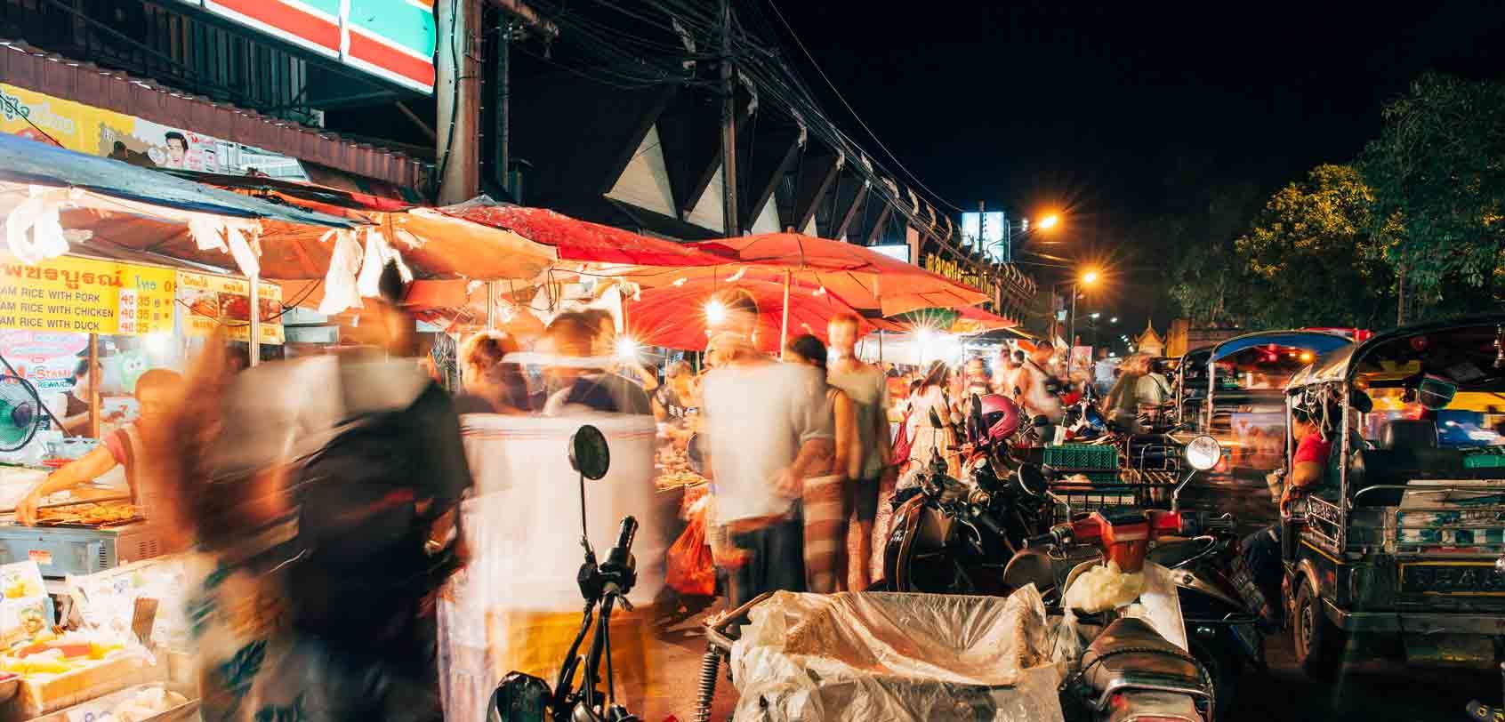 泰国清迈十大必做之事