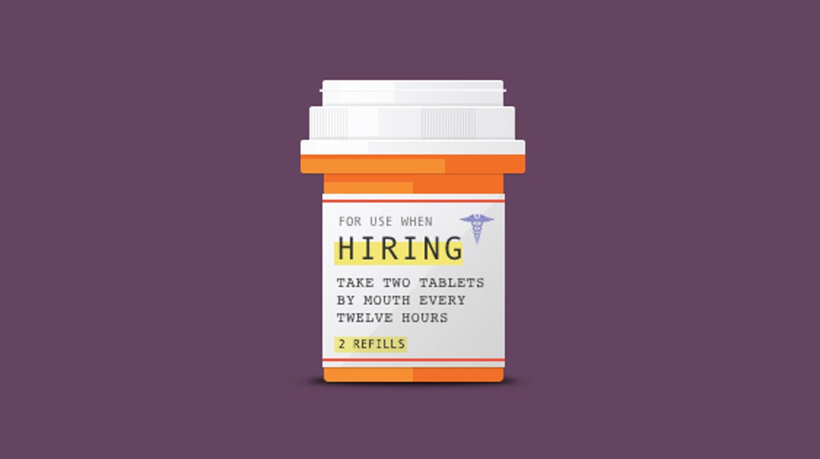 如何减少招聘带来的困扰