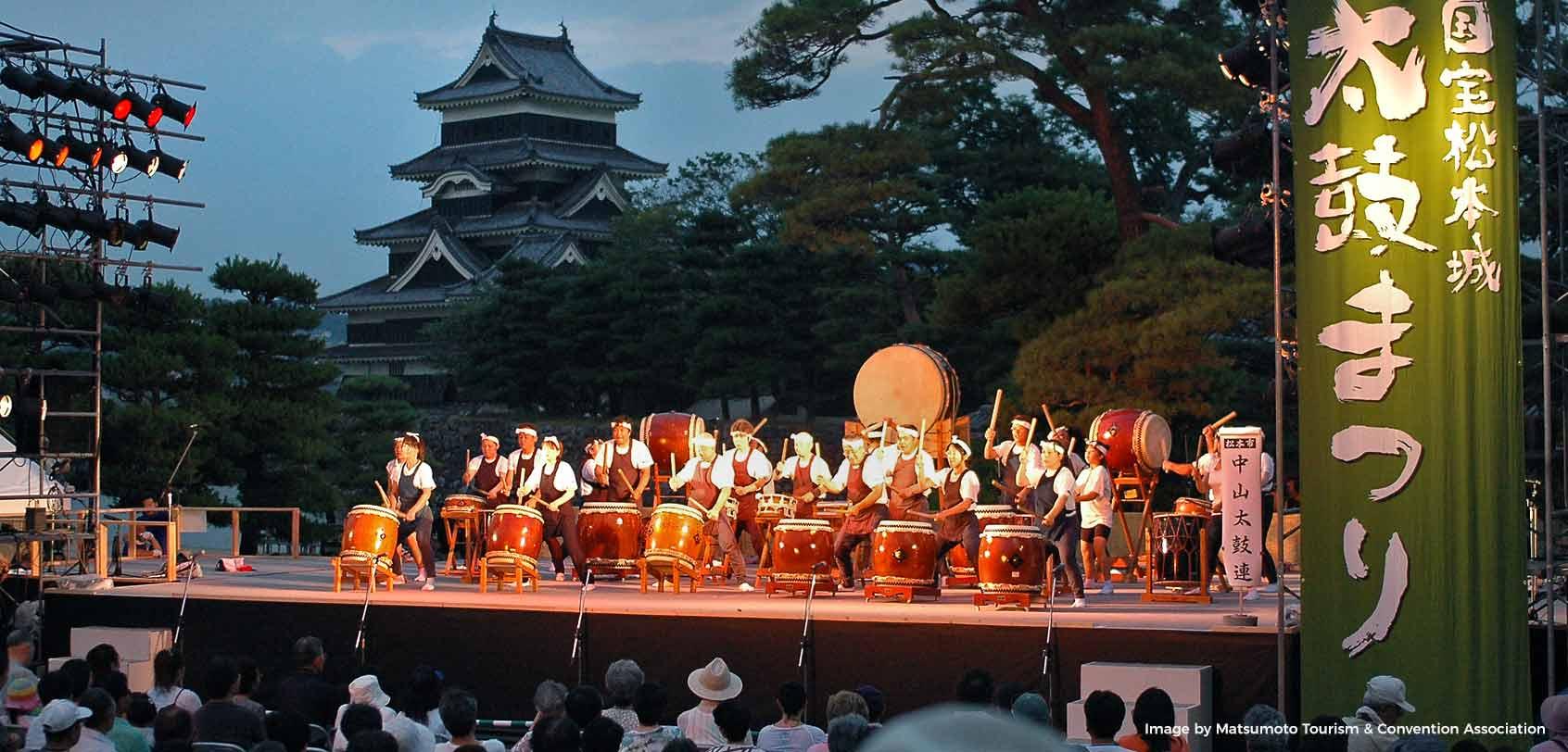 松本(日本长野县)的10大景点玩乐