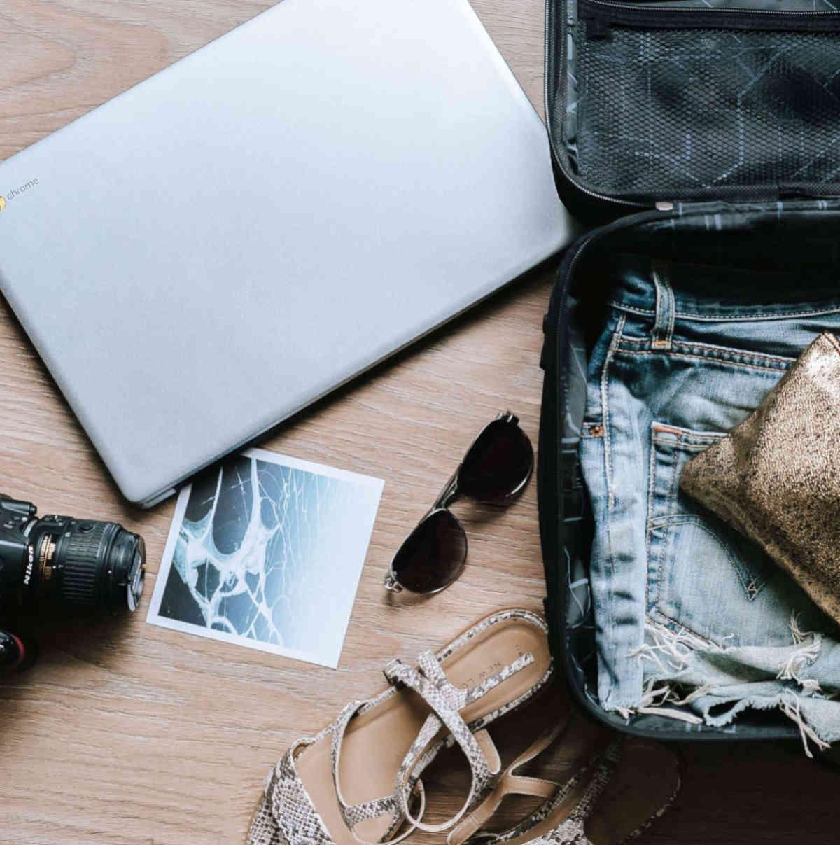 数字游民行李清单