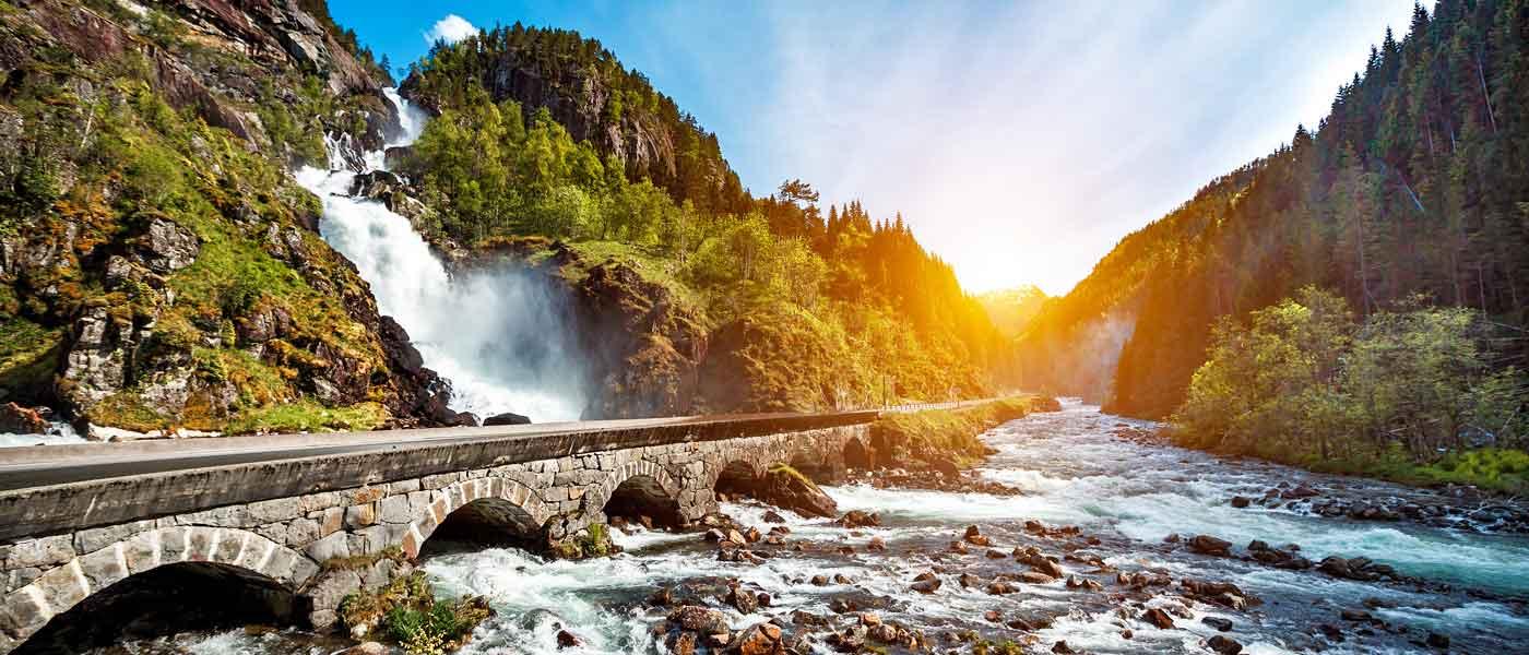 挪威公路旅行行程:第一次游客的旅行指南