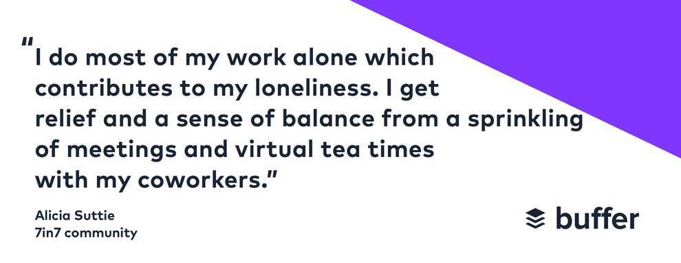 克服远程工作孤独感指南