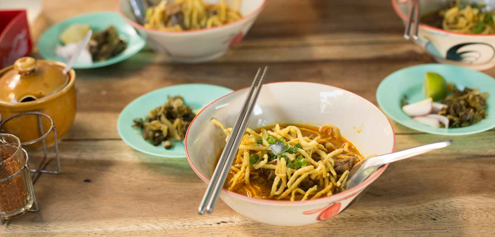 清迈街边小吃:您必须尝试的10个菜肴