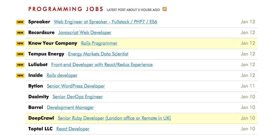 如何查找和应聘远程工作