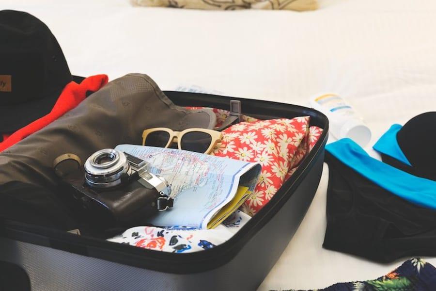 Worldpacker的数字游民行李清单