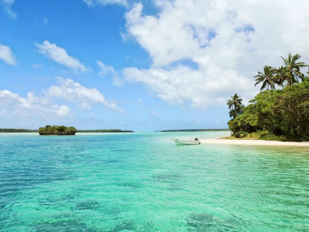 在新喀里多尼亚进行为期6个月的数字游民活动:太平洋岛屿天堂