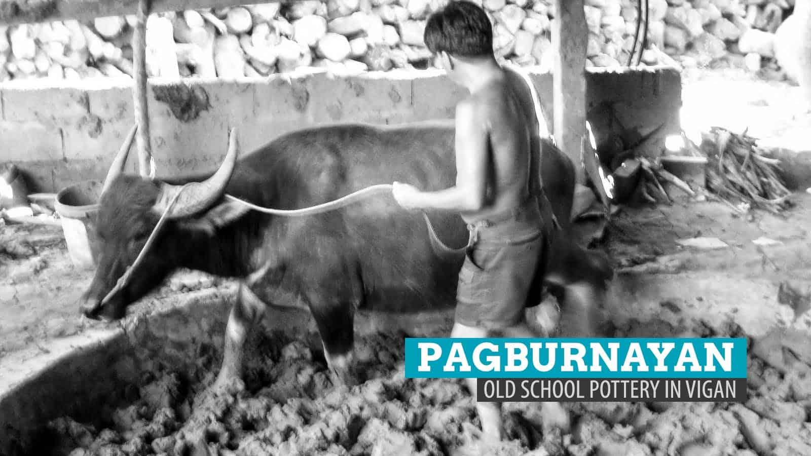 Pagburnayan:菲律宾南伊罗戈斯省维甘市的老式陶器   穷游者的行程博客