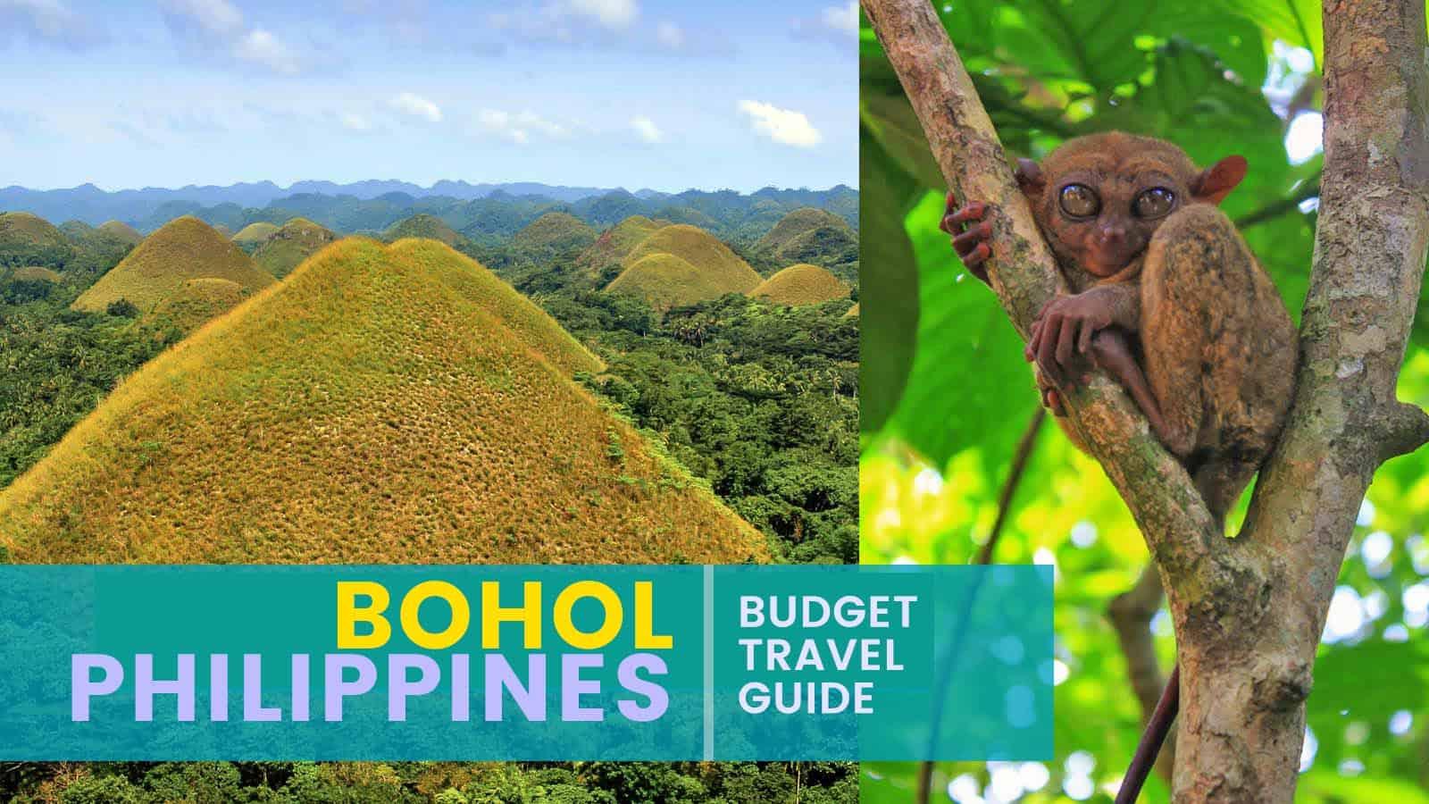 BOHOL:经济型旅行指南|穷游者的行程安排博客
