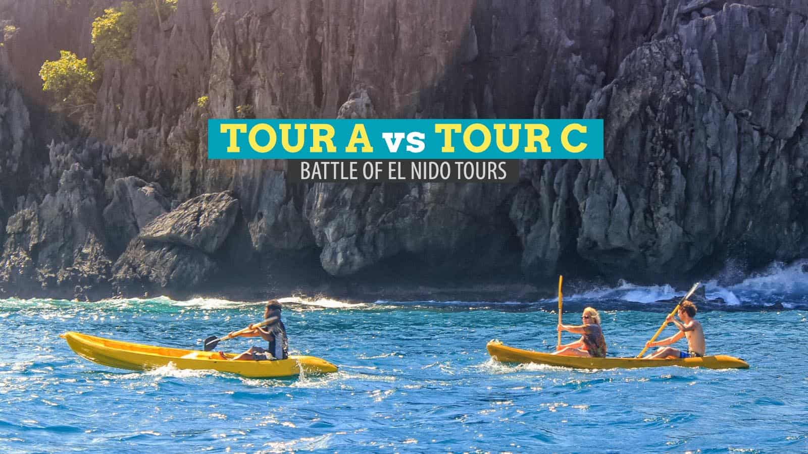 EL NIDO Tour A vs Tour C: What to Expect, Which is Better?| 穷游者行程博客