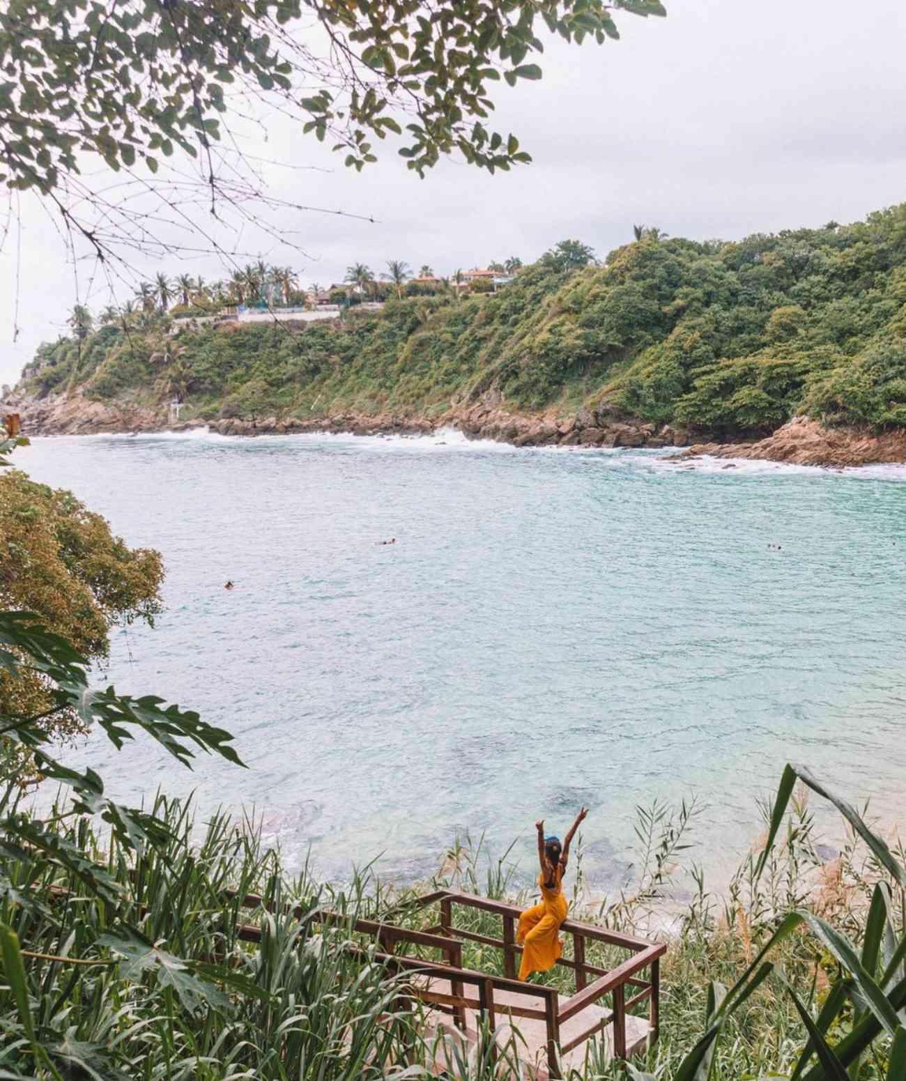我对你关于在波多黎各独自旅行安全的迫切问题的回答