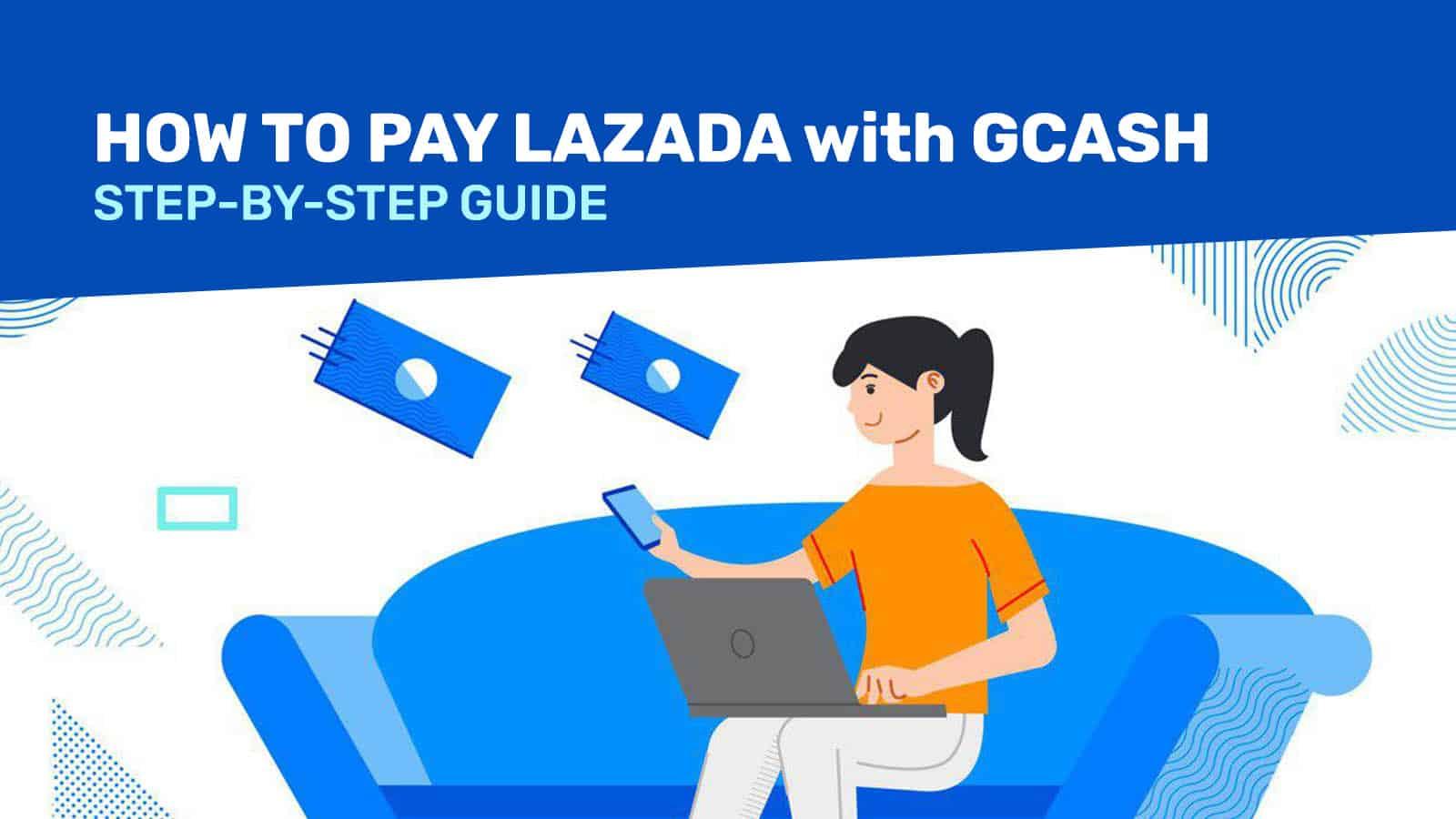 lazada购物。如何用GCash支付(分步指南)   穷游者行程博客
