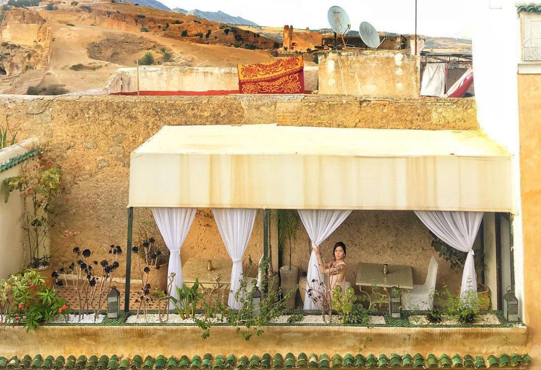 女性应该独自在摩洛哥旅行吗?我想说是的,同时也是否定的