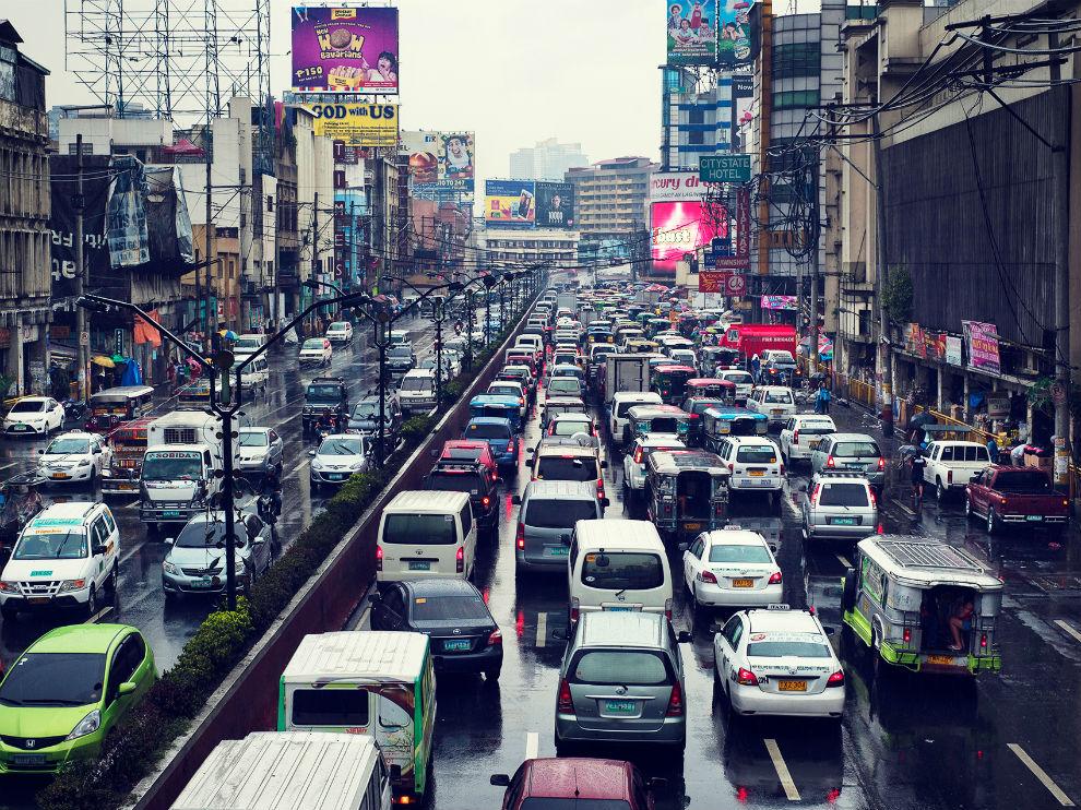 我需要了解的生活的一切,我都是从马尼拉可怕的交通中了解到的 – P.S. I'm On My Way