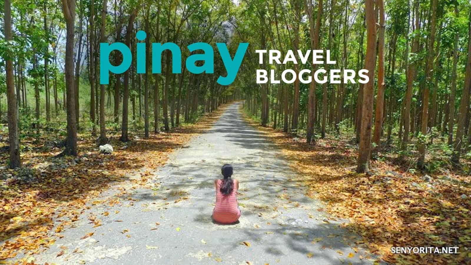 12个女性旅游博客,为菲律宾人赋权 | 穷游者的行程安排博客