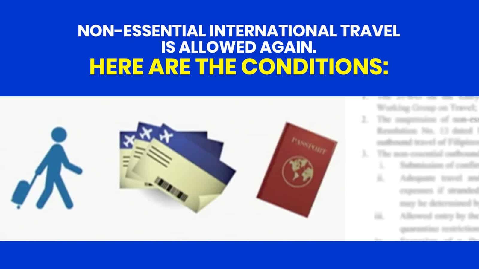 菲律宾人非必要国际旅行的要求 | 穷游者的行程安排博客