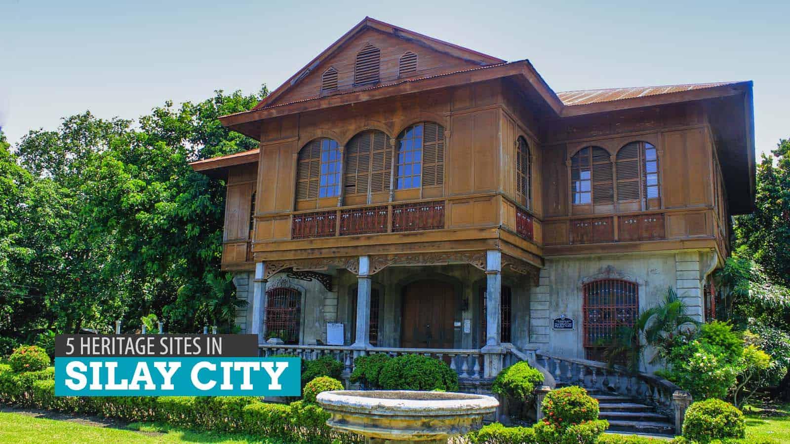 西内格罗省SILAY市5个值得参观的遗产地 | 穷游者的行程安排博客