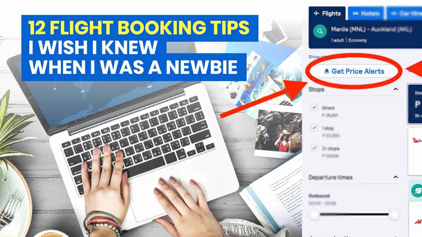 12个机票预订技巧和窍门,我希望在我还是个旅游新手的时候就知道了 | 穷游者行程博客