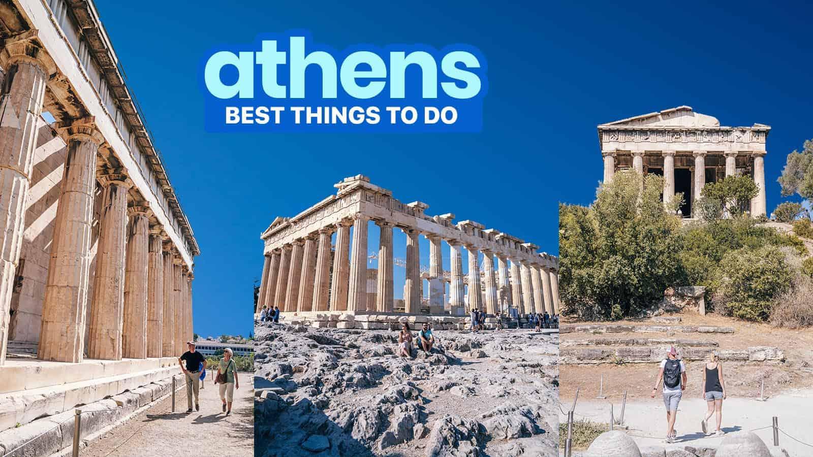 15个在雅典最值得做的事情   穷游者的行程博客