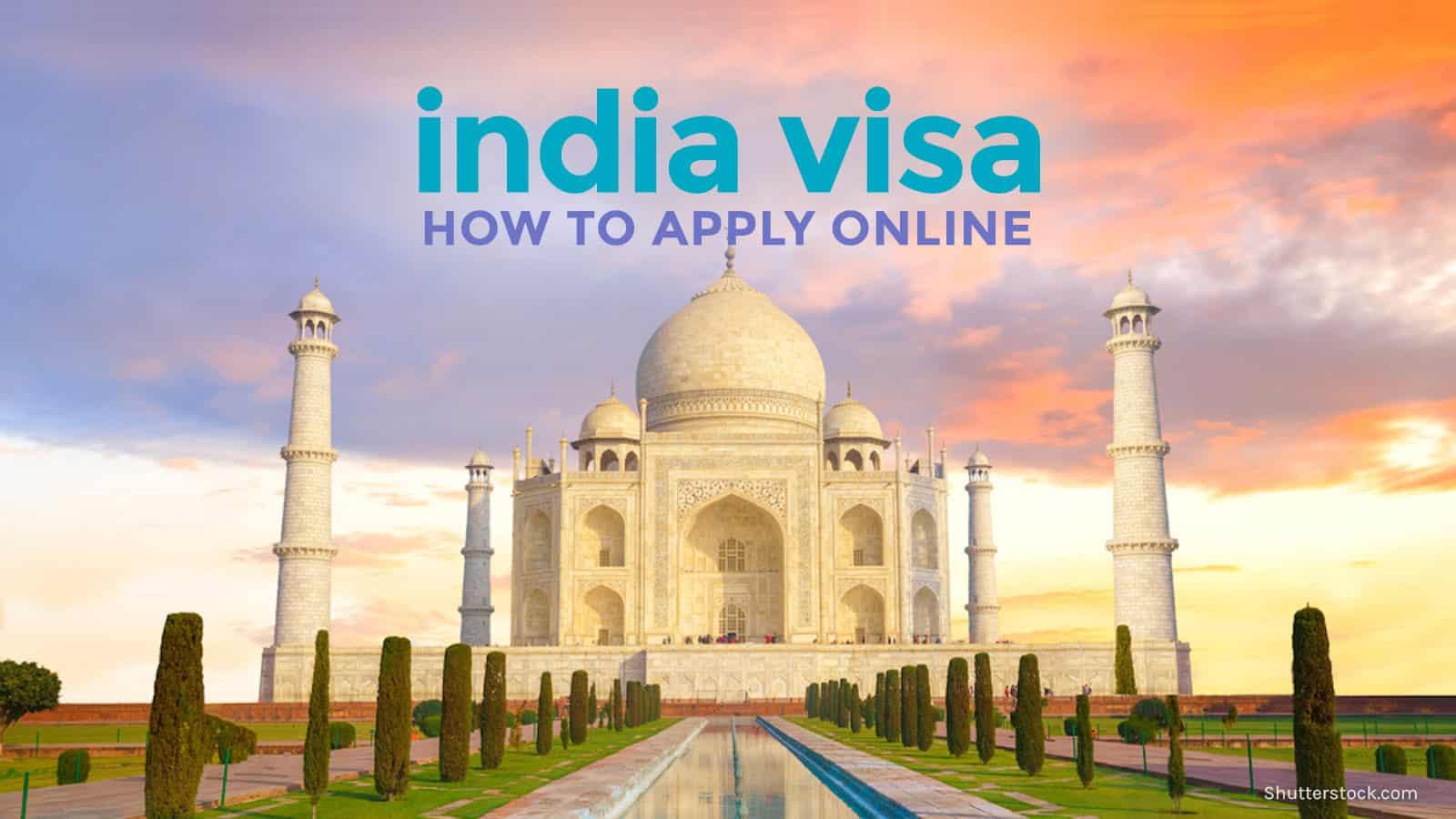 印度签证要求及菲律宾人的在线申请 | 穷游者的行程博客