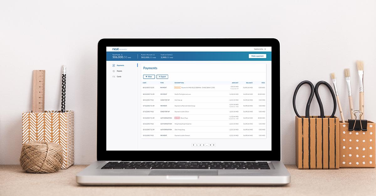 你需要知道的关于Neat账户注册过程的一切 – Neat
