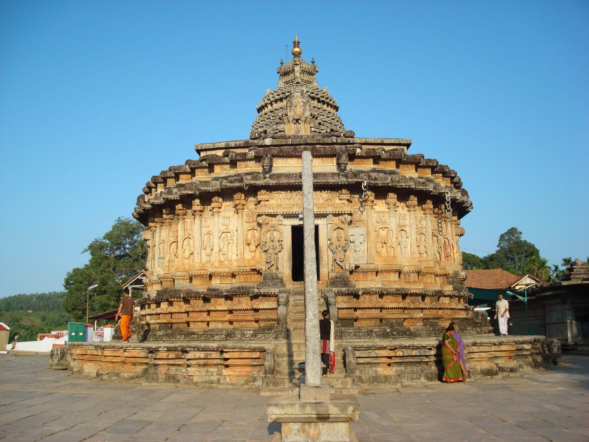 Sringeri – Vidyashankara寺庙