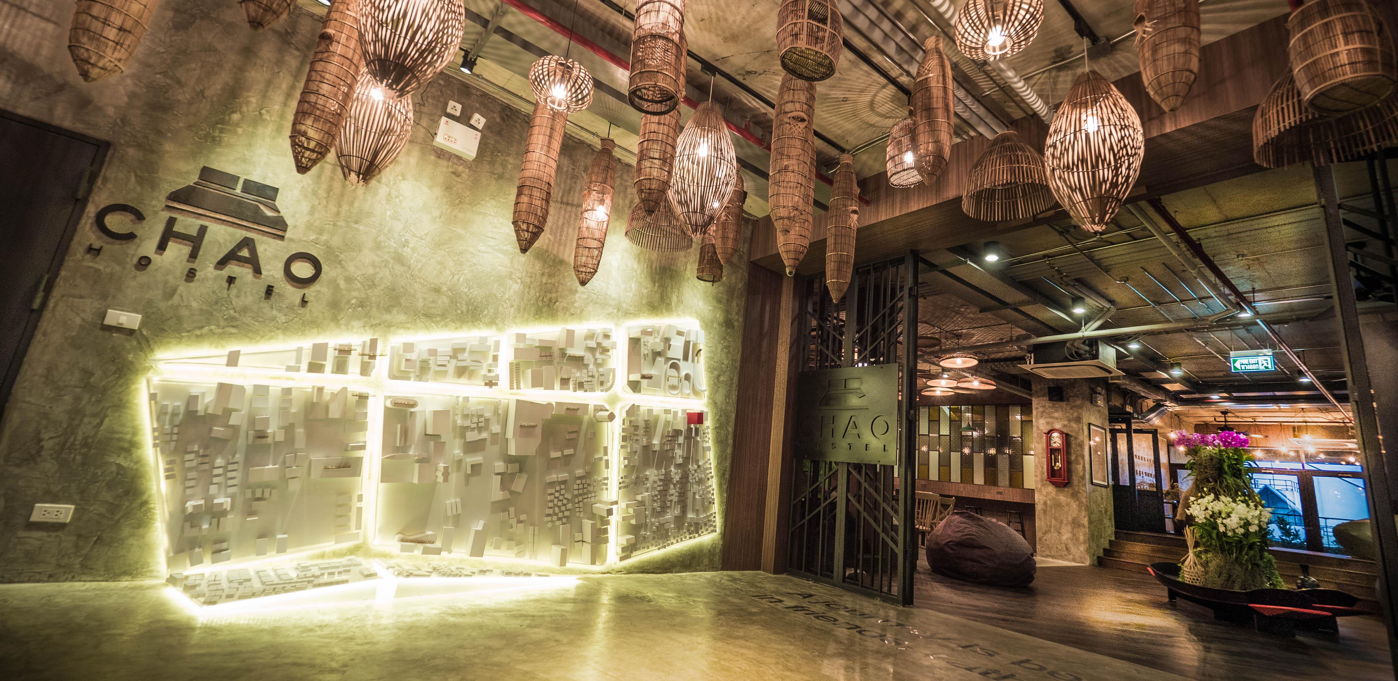Chao旅馆:曼谷的首要泰国体验 – 少数民族游牧民