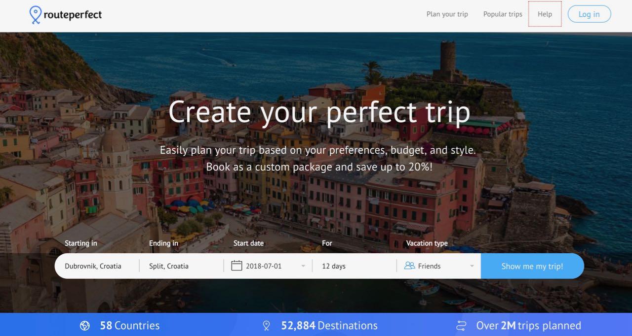 由于有了Routeperfect,旅行计划变得更加容易了 – 追驴网