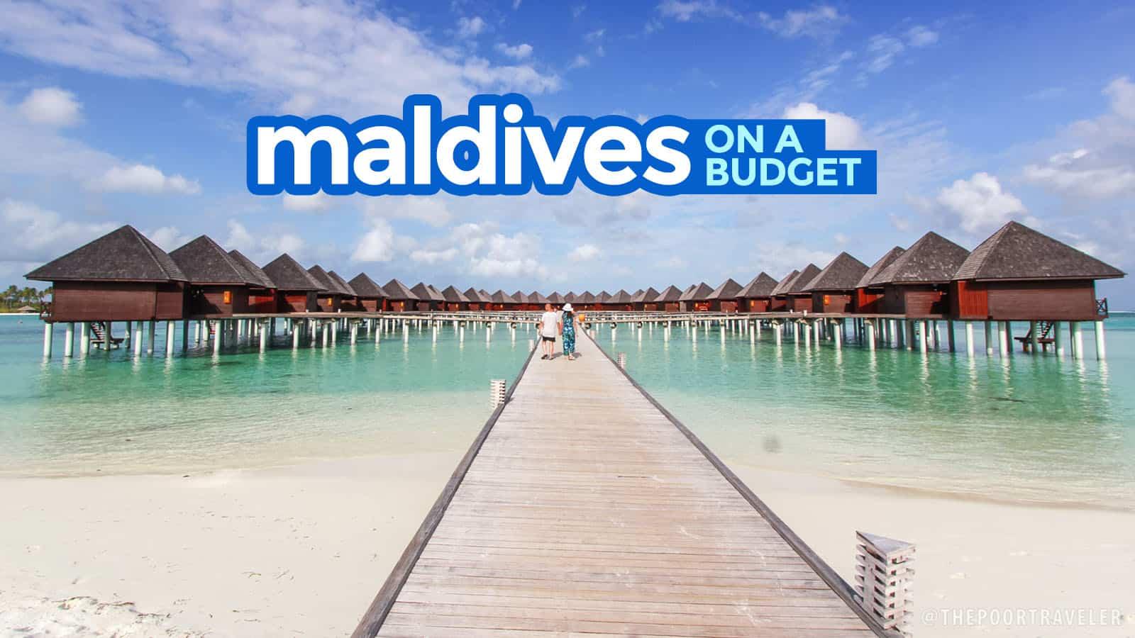 马尔代夫的预算。旅行指南与行程安排   穷游者行程安排博客