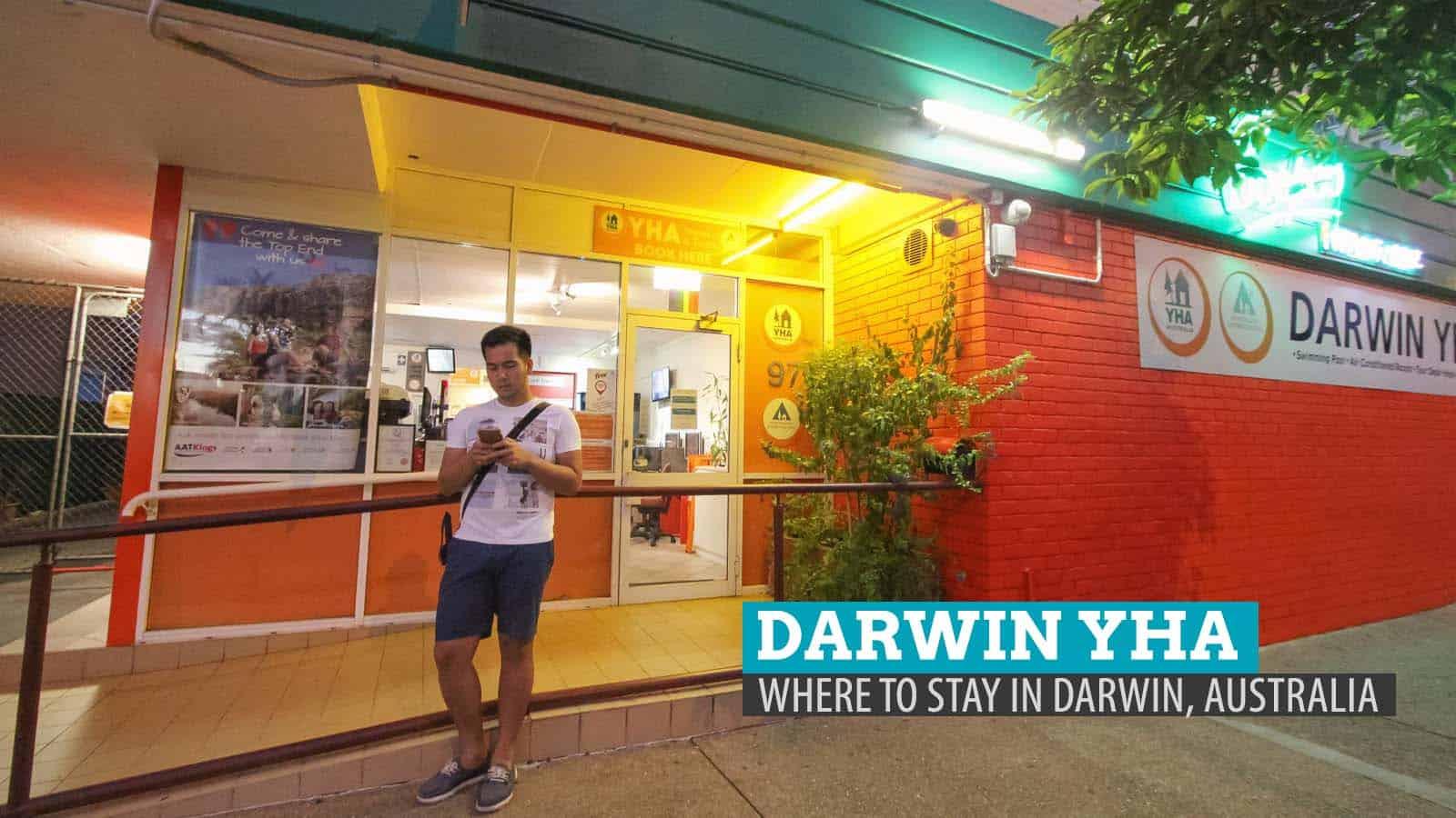 达尔文青年旅舍:在澳大利亚达尔文的住宿地点 | 穷游者行程博客
