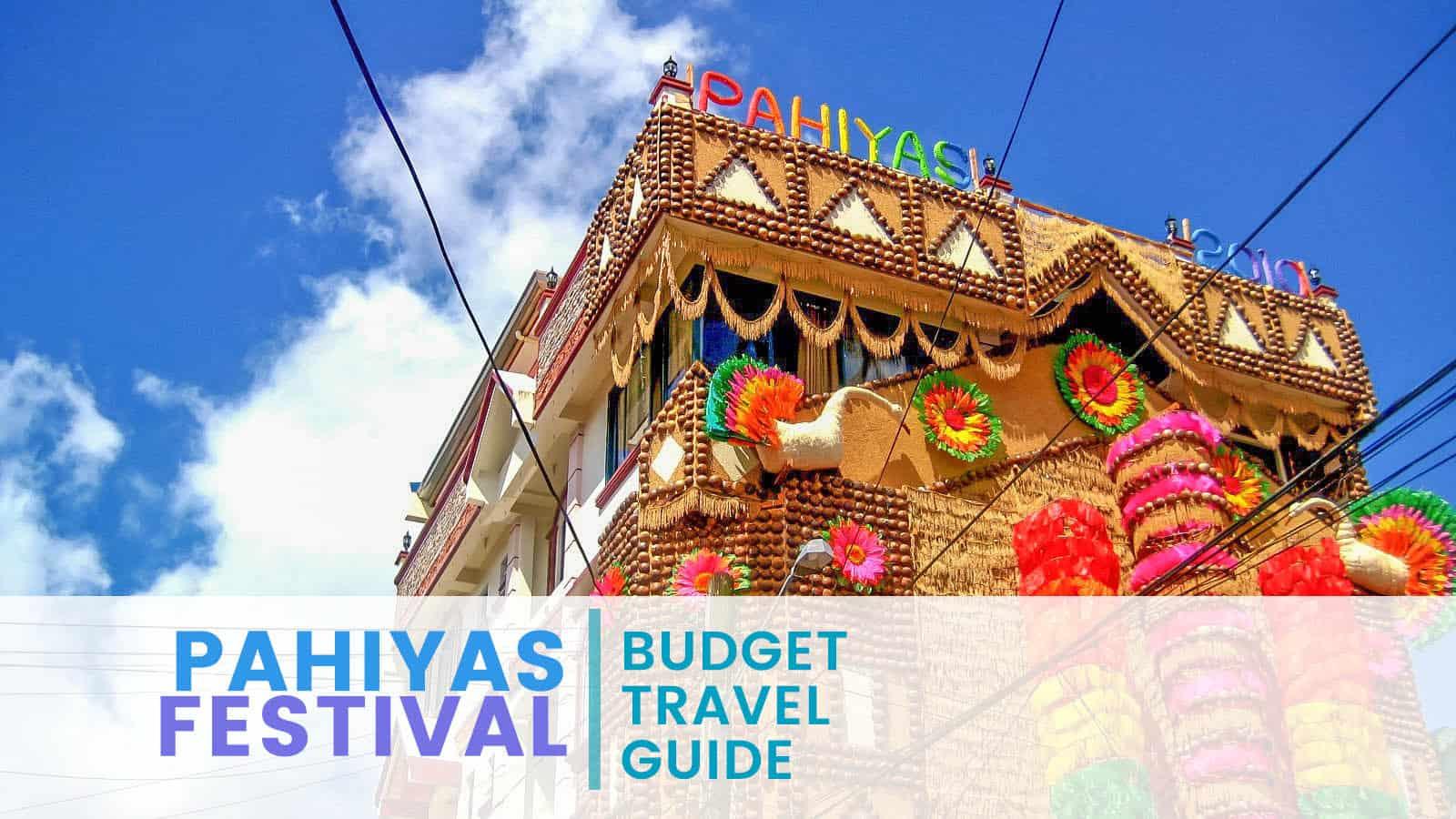 预算中的帕希亚斯节。旅行指南和行程安排   穷游者行程安排博客