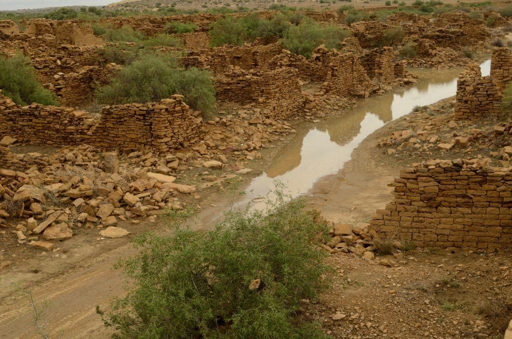 Kuldhara – 贾伊萨尔梅尔附近的闹鬼村庄