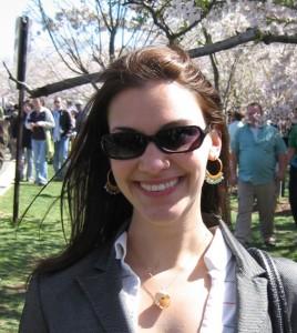 全球志愿者,采访莎拉-范奥肯