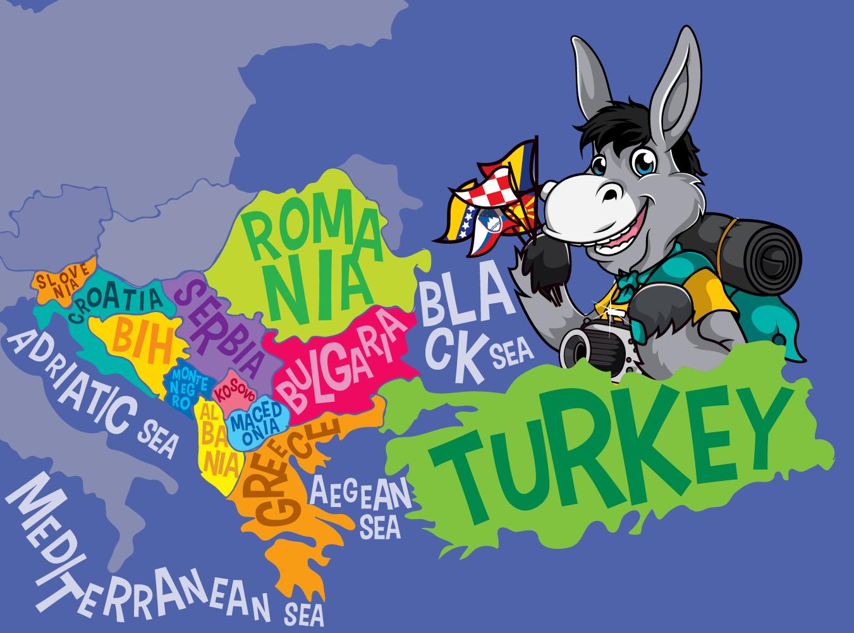 如何在巴尔干地区支付小费:按国家划分