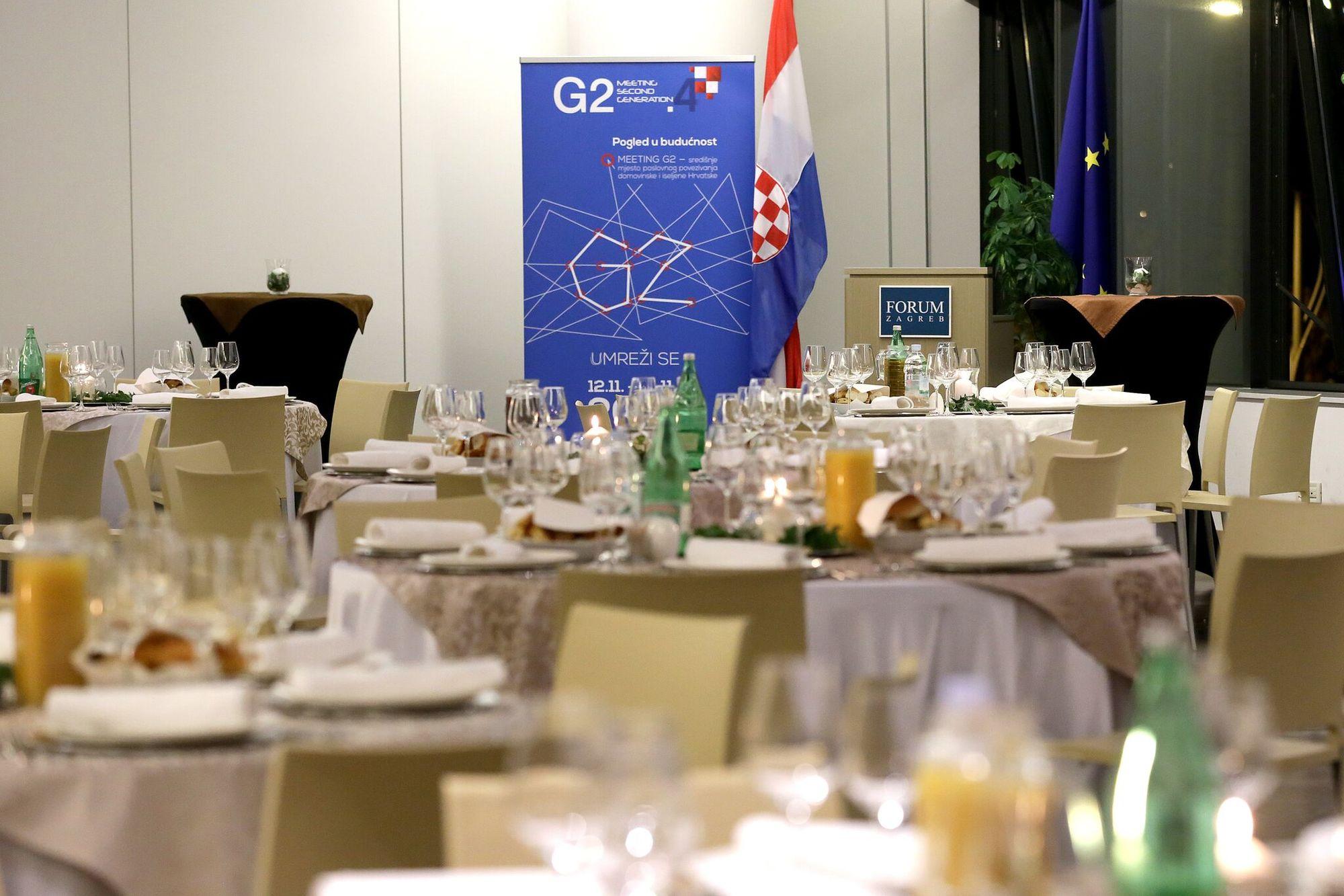 生活在克罗地亚的外国人:成为你想看到的改变(G2会议+更多)。