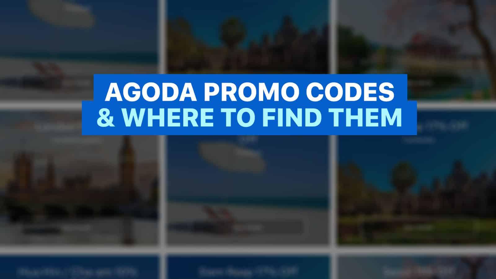 AGODA的优惠券以及在哪里可以找到它们 | 穷游者的行程安排博客