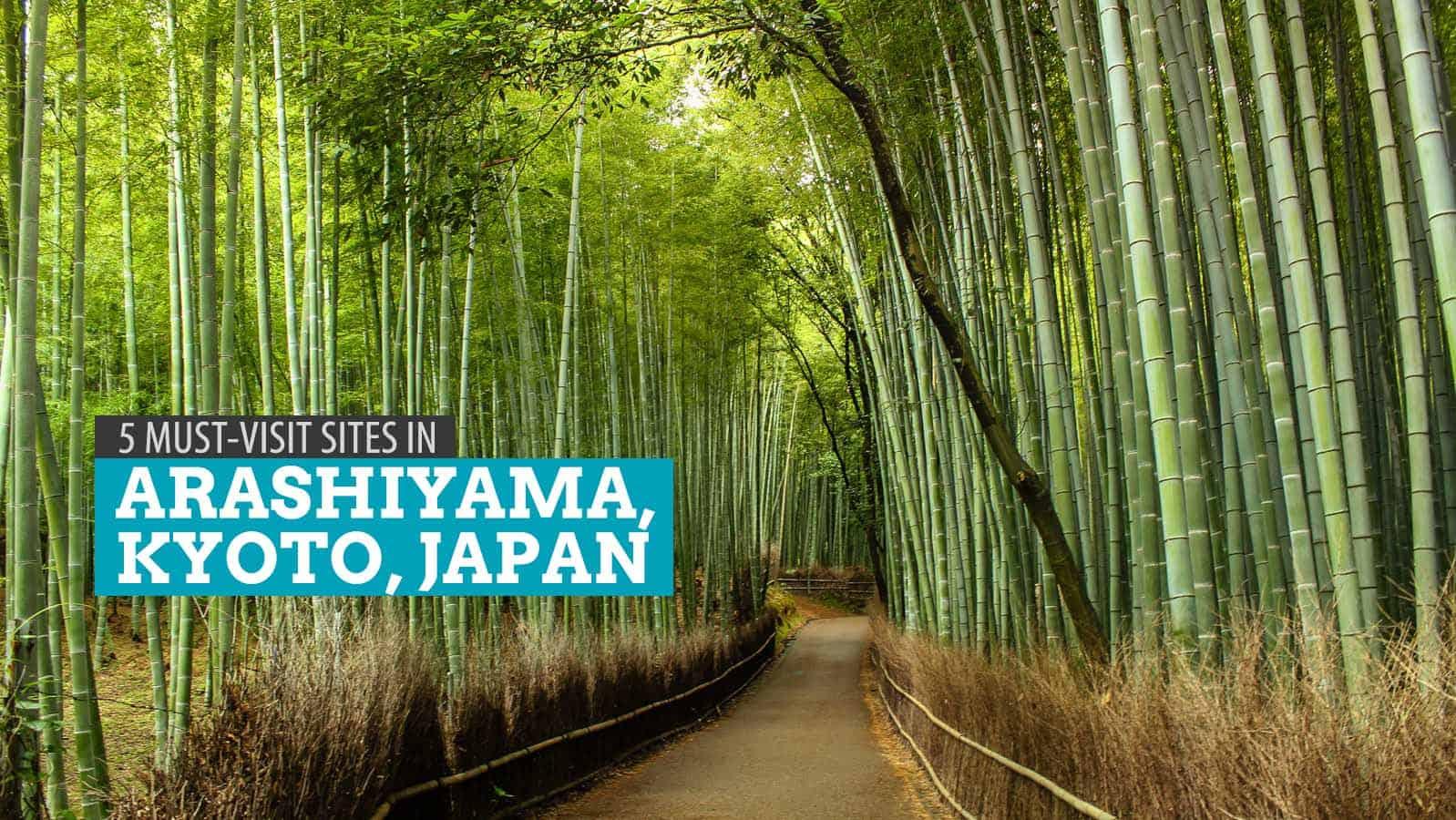 岚山,京都。DIY徒步旅行 | 穷游者的行程安排博客