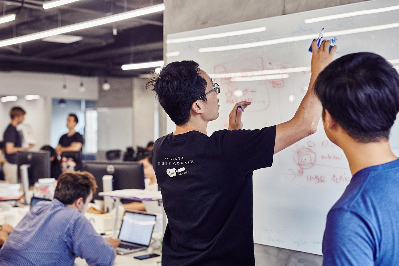 👀招募优质全栈、前端、后端、测试、运维 🎯上海、武汉、全职远程 9️⃣6️⃣5️⃣WLB💰薪资15K至40K