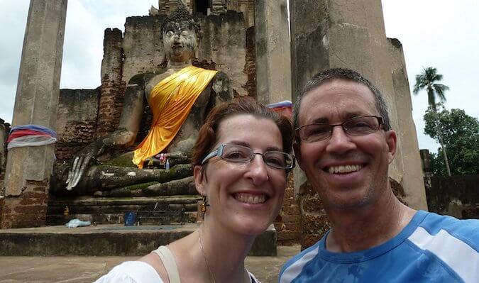 一对50岁的夫妇为何卖掉所有东西去旅行世界