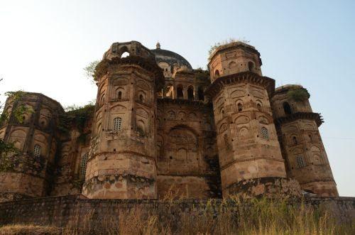 Chhatarpur – Khajuraho附近的旅游景点。MP的历史名胜