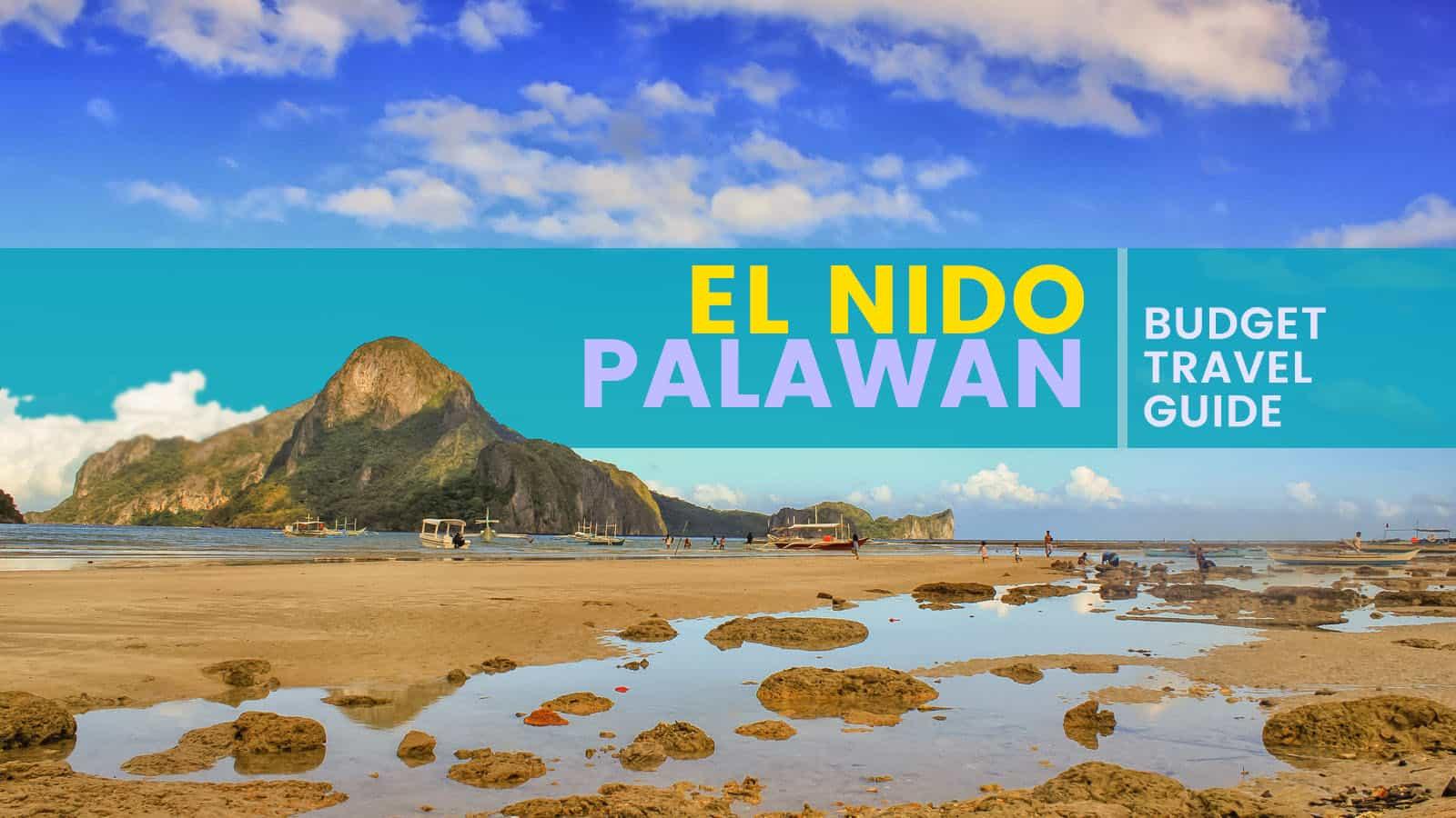 EL NIDO, PALAWAN: 预算旅游指南   穷游者的行程博客