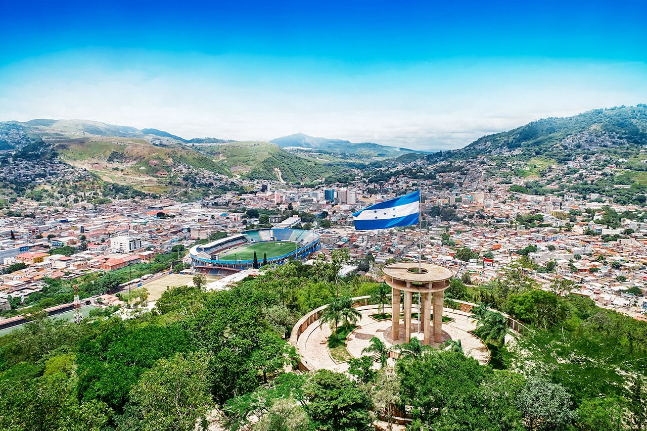 欢迎来到特古西加尔巴。探索洪都拉斯的首都