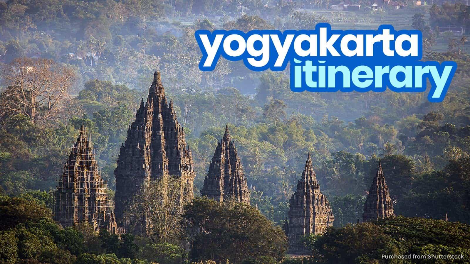 YOGYAKARTA ITINERARY: 8个最值得做的事情 | 穷游者的行程博客