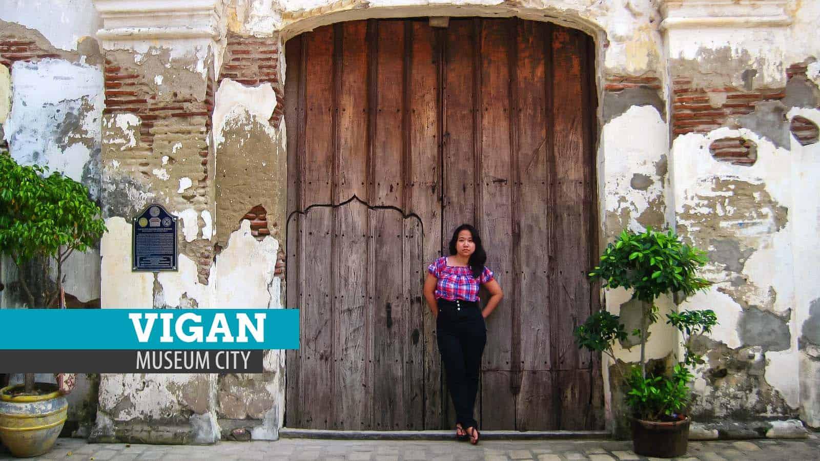 VIGAN: 菲律宾南伊罗戈斯的博物馆城市 | 穷游者的行程博客