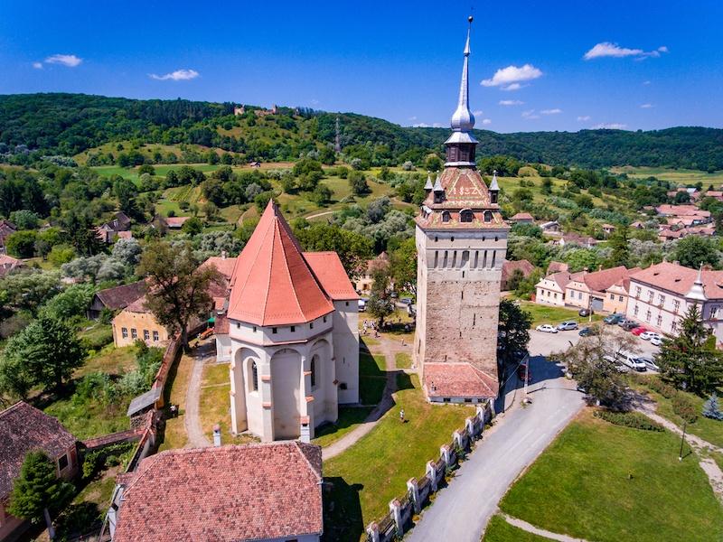 罗马尼亚7个拥有强化教堂的联合国教科文组织村庄